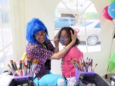 Face painting - Dream Day 2015