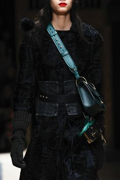 Icon Trend Blog | Global View on Trends - Fashion Accessories - Prada Winter 2016-17