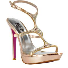 The bidazzle on these Barbie pumps are totally appropriate #GatsbyGlam