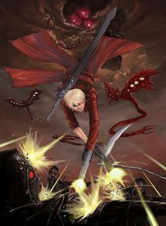 Dante- Devil May Cry ❤️