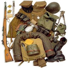 In times of war, armed forces and paramilitaries are required to wear their nation's official military uniforms. While uniforms are mainly used to identify friendly units, they also serve as a camouflage against the enemies. Ww2 Uniforms, German Uniforms, Military Uniforms, Native American History, American Civil War, German Soldiers Ww2, Military Gear, Military Surplus, Army Uniform