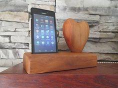 Wood / Stojan na mobil