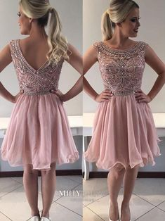 Military Ball Dresses Short Pink