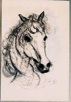 Drawing-Watercolor , Ink, pen, 22 in x 15 in Salvador Dali Oeuvre, Salvador Dali Artwork, Hirst, Eye Art, Fine Art Gallery, White Art, Watercolor Paintings, Moose Art, Artsy