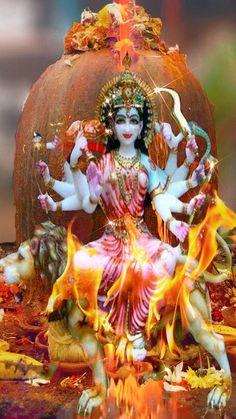 Durga Maa, Durga Goddess, Hindi Quotes