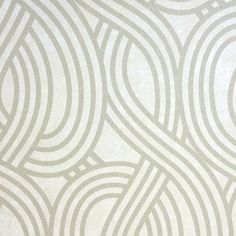 Fabulous is a stunning new geometric glitterdesignon a luxury weight wallpaper. Featuring shimmering swirls with crushedcrystal glitter effect on a warm cream background. It's paste the wall too, making it quick and easy to hang!