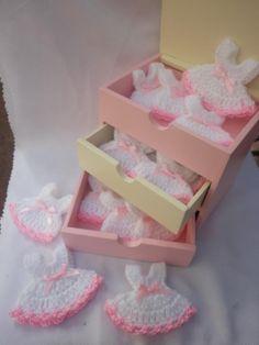 Souvenirs crochet nacimientos - Crochet - Tejidos de Punto - 397347