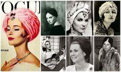20 formas de hacer un Turbante de Moda con 1 pañuelo