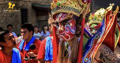 #Justaiwantour  #experience #culture #religion #faith #taiwan #travel  #temple #mask #神明 #宗教信仰 #文化 #台灣 #八家將 #traditional #festival  #廟會