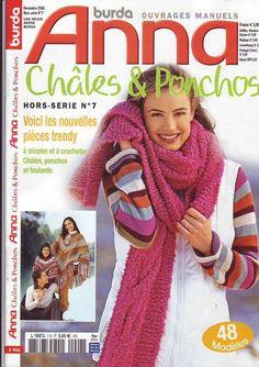 Anna Burda -Chales & Ponchons- HS7 - laura villanueva - Álbumes web de Picasa