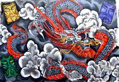 Los 5 diseños asiáticos más tatuados y bellos