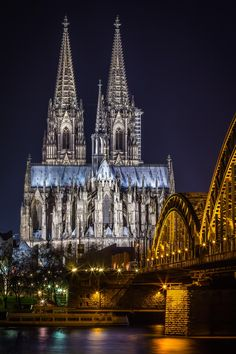 Cologne Cathedral by Carsten Krämer on 500px