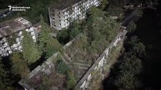 The forgotten Soviet-era ghost town - BBC Reel Ends Of The Earth, End Of The World, Wildlife Tourism, Canadian Prairies, Little Britain, Kelp Forest, Easter Island, Abandoned Buildings, Ghost Towns