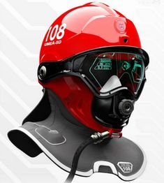 The C-Thru is a smoke diving helmet designed for the firefighters to aid them through their search into smoke and rescue missions.Since it is almost impossible to see within the highly dense smoke, the smoke