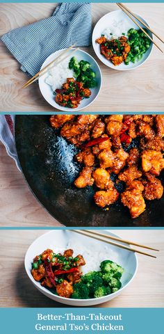 Whip up an authentic Chinese meal for dinner this week. This recipe for General Tso's Chicken is easy and tasty.