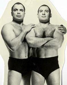 Chris and John Tolos