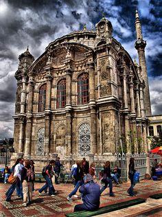Türkiye- (Ortaköy - İstanbul)
