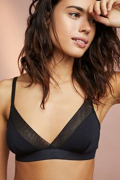 fc68fbd48c639 Slide View  1  Dear Drew Everyday Bralette New Outfits
