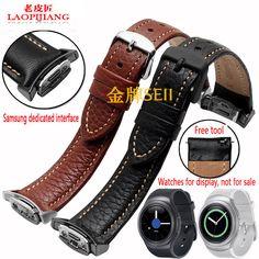 $23.50 (Buy here: https://alitems.com/g/1e8d114494ebda23ff8b16525dc3e8/?i=5&ulp=https%3A%2F%2Fwww.aliexpress.com%2Fitem%2FLaopijiang-Samsung-gear-S2-R720-leather-watch-strap-watch-sport-smart-watch-sport-Wristband%2F32694828399.html ) Laopijiang Samsung gear S2 R720 leather watch strap watch sport smart watch sport Wristband for just $23.50