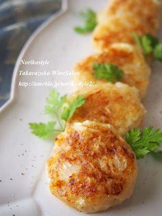 すりおろし筍の味噌もち by 紀子   レシピサイト「Nadia   ナディア」プロの料理を無料で検索