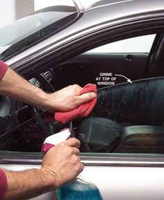 DIY Helpful Tips...DETAIL YOUR CAR LIKE A PRO...Cleaning your car or truck like a pro is easier than you think. We talked to real auto detailers to bring you helpful cleaning tips so you can make your vehicle showroom clean.