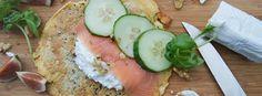 Zutaten für ca 3 Pancakes: 3 Eier (Größe M) 1 Stange Frühlingszwiebel 75g Bio Räucherlachs 75g Körniger Frischkäse 4 TL gekochten Quinoa 1 TL Mehl 50ml Hafermilch 1 Prise Salz und Pfeffer Die Eier,…