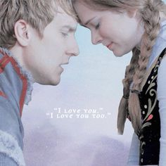 Anna and Kristoff #OUaT