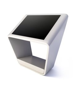 Concept-drafts of the multi-touch table body by Estiva , via Behance