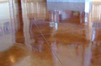 """""""Concrete Staining and Terrazzo Restoration services Since the Year 1986"""" Fort Lauderdale Area  Concrete Stained Acid Based Vs. Water-Based Concrete Stained Floors Some homeowners as well as business owners prefer to have their concrete stained. There is a wide array of shades to choose from, and staining imbues a lavish sophistication."""
