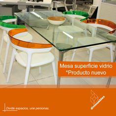 Dale un toque diferente a tus espacios y crea ambientes modernos. Outdoor Tables, Outdoor Decor, Outdoor Furniture, Home Decor, Environment, Office Furniture, Spaces, Mesas, Trendy Tree