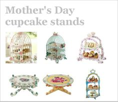 Mothers Day Cupcakes, Cupcake Boxes, Cake Stands, English, Treats, Inspiration, English English, Biblical Inspiration, Goodies