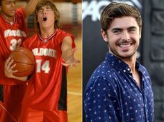 High School Musical: Where Are They Now? (PHOTOS)   Zac Efron (Troy Bolton)