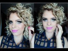 Tudo sobre meu cabelo loiro e resenha Magic Color por Sarah Oliveira - YouTube