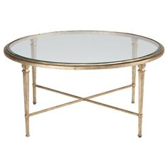 Heron Round Coffee Table - Ethan Allen US $679.
