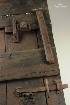 Original Oak Plank Door