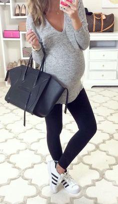 f3d7cdf01b03c yassss More Leggings - amzn.to 2id971l Maternidad Elegante