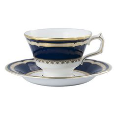 Ashbourne Tea Cup and Saucer