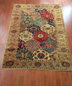 Turkish rug carpet from Kayseri