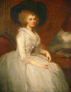 George Romney  Mrs. Alexander Blair, 1787-1789