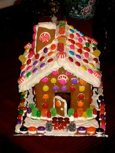 Gingerbread House by ironix, via Flickr