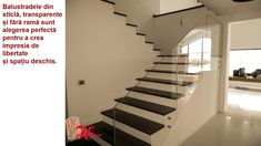 Balustrade din sticla Herra Piatra Neamt Stairs, Youtube, Home Decor, Interiors, Stairway, Decoration Home, Room Decor, Staircases, Home Interior Design