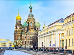 """Fyodor Dostoyevsky called his adopted metropolis """"the most intentional and abstract city in the world."""" Built in a short, fevered period of time based on one man's—Peter the Great's—vision, Russia's second-largest city is a sort of work of art in and of itself, evoking comparisons to Florence, Italy. —Jenna Scherer"""