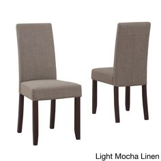 Wyndenhall Normandy Parson Chairs