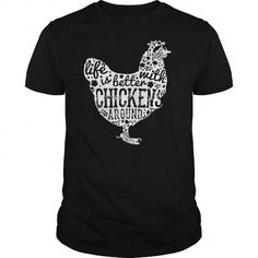 Cool Chicken Shirts & Tees