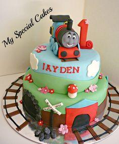 My Special Cakes Cartoon Cakes, Novelty Cakes, Cake Art, Birthday Cake, Desserts, Inspiration, Food, Bakken, Dessert