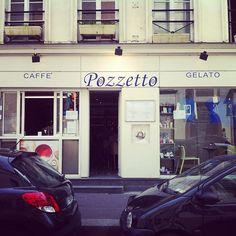 Pozzetto à Paris, Île-de-France