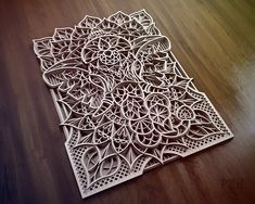 The multilayer ELEPHANT mandala is an original, unique and creative design for your ideas! You can use it for home decor, wall decor or as a gift for your friends and loved ones. Digital mandala files are specially prepared for the laser cut, CNC router machine, and other cutting machines. PLEASE NOTE! This is a digital product! No physical products will be sent to you! You will receive a 1 ZIP folder that contains the following file formats: - DXF - CDR - EPS - AI - SVG (each mandala layer in a Laser Cut Wood, Laser Cutting, Lotus Flower Mandala, Cnc Router Machine, Thing 1, Laser Cut Files, Mandala Pattern, Creative Design, Elephant