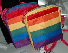 Your place to buy and sell all things handmade Rainbow Bag, Gay Pride, Rainbows, Unicorns, Purple, Blue, Purses And Bags, Diaper Bag, To My Daughter