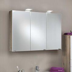 Spiegelschrank in Eiche 100 cm breit Jetzt bestellen unter: https://moebel.ladendirekt.de/bad/badmoebel/spiegelschraenke/?uid=0a1cbe58-c793-5395-b77e-7c41f56abea1&utm_source=pinterest&utm_medium=pin&utm_campaign=boards #badezimmerkommode #bad #beistellschrank #spiegelschrank #spiegelschraenke #badschrank #badmoebel #badspiegelschrank #spiegel #badeschrank #lichtspiegelschrank #badezimmerspiegelschrank #badezimmer