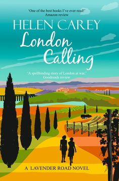 Lavender Road: London Calling (Other) Amazon Reviews, Air Raid, South London, Big Challenge, London Calling, Series 4, Historical Romance, North Africa, Book Publishing